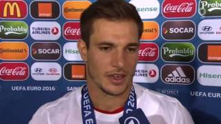 EURO2016 Champion - Cedric Soares Interview (Deutsch)