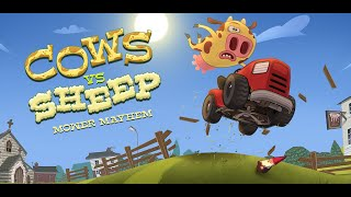 Cows Vs Sheep - Mower Mayhem. Official Teaser Trailer