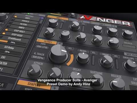 Vengeance Producer Suite - Avenger - Factory Preset Demo #1