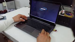 Solution 2 : Samsung Notebook …