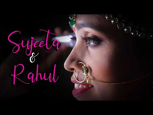 Sujeeta & Rahul | Wedding Cinematic Video | ZigPics | 9708071006