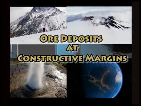 GLOBAL TECTONICS AND MINERAL DEPOSITS