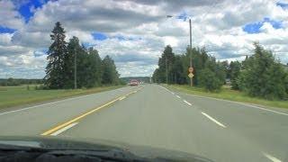 Road trip - Finland, Laitila - Mynämäki - Raisio