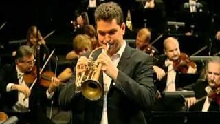 J. N. Hummel 1/2 Trumpet concerto in E-flat major (David Gue...