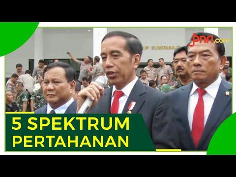 Jokowi: Saya Sudah Bilang Kedaulatan Harga Mati