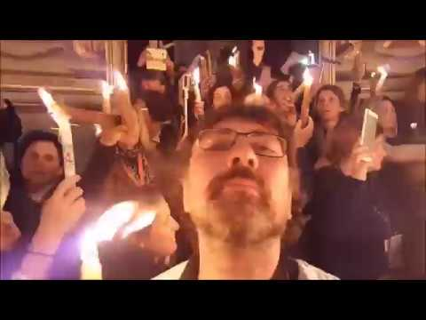 Orthodox Church - The Miracle of Holy Fire, Jerusalem 2017