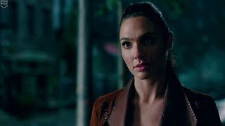 Diana Prince meets Victor Stone | Justice League