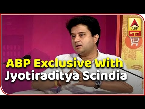 Jyotiraditya Scindia On His Fight With Digvijaya Singh, MP Polls   ABP Exclusive