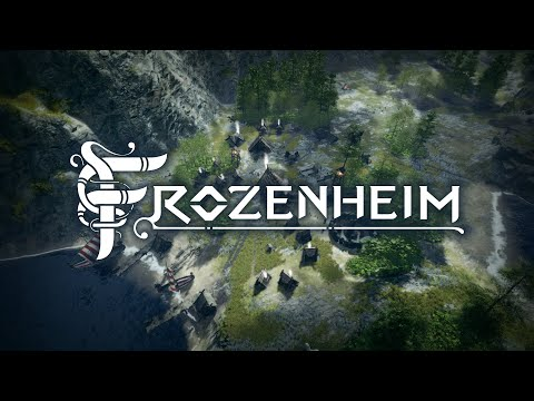 Frozenheim - a serene Norse strategy game, coming to Steam on May 20 (7-minute gameplay)
