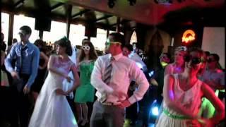 Флешмоб на свадьбе. Ведущий на свадьбу Киев.