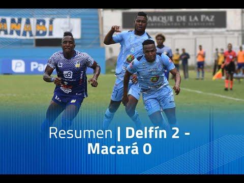 Delfin Macara Goals And Highlights