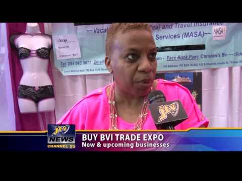 BUY BVI TRADE EXPO   NEW AND UPCOMING BUSINESSES
