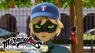 Miraculous Ladybug | 🐞 Ladybug and Cat Noir Compilation 🐞 | Ladybug and Cat Noir | Animation