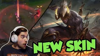 gripex - NEW LEE SIN SKIN + SOME MINOR BUFFS!