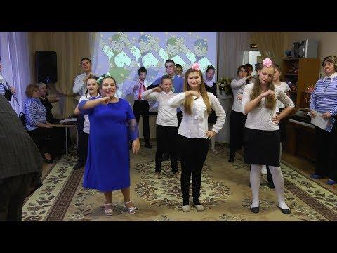 Коррекционная школа Черкесска отметила 45-летие