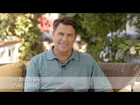 Redeemed  Behind the s with: Ted McGinley