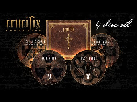 "CRUCIFIX - ""Alone"" [Audio]"