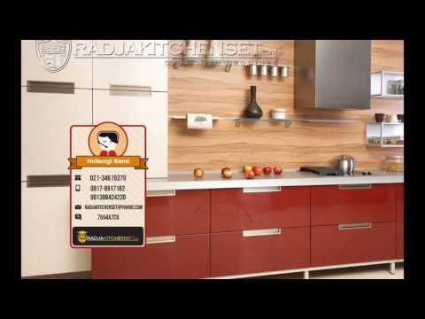 Kitchen Set Minimalis Jakarta Barat   081389424220