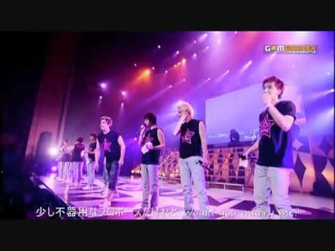 Super Junior Premium Live in Japan Marry U