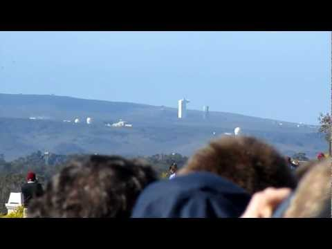 Landsat 8 launch at Vandenberg AFB, California: 11 Feb 2013
