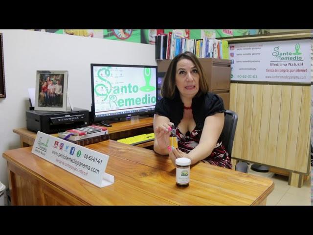 Detox de parásitos con medicina natural - Santo Remedio Panamá.