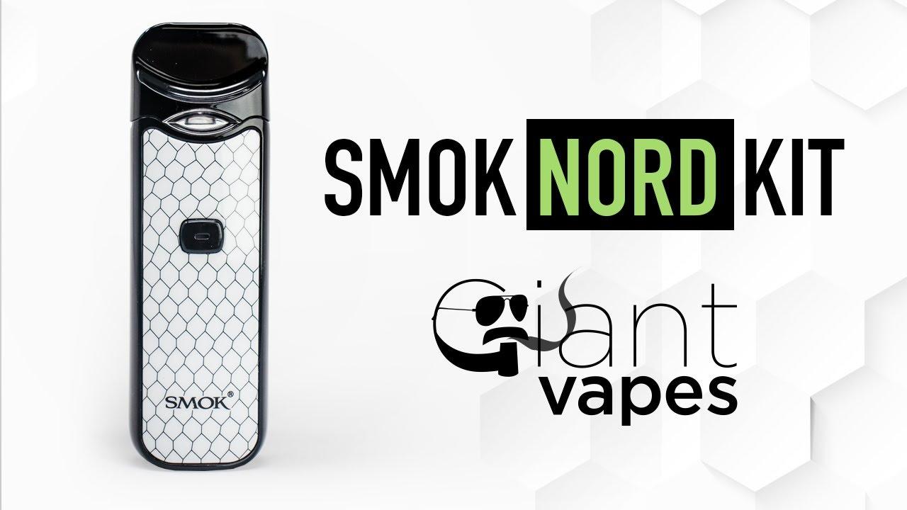 SMOK NORD Kit | Ultra Portable Pod System