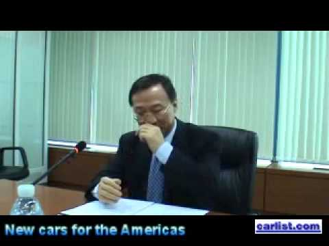 Hyundai and bringing new cars to the Americas on Driving the Nation