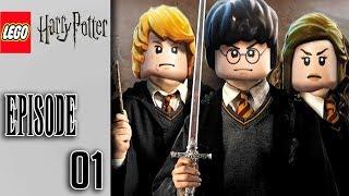 Let's Platine Harry Potter LEGO [Episode 1] - BIENVENUE A POUDLARD !