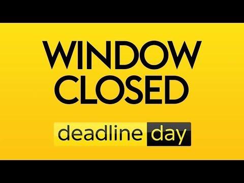 ⏰ Transfer Window Closed ⏰ Suuqa wuu xermay iyo xidigo Barce ka tagay'No United