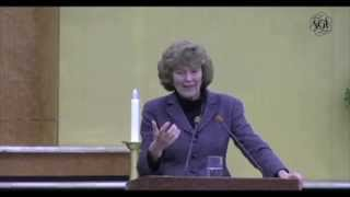 Mary Eveyln Tucker Speaks on Religion and Ecology, NY