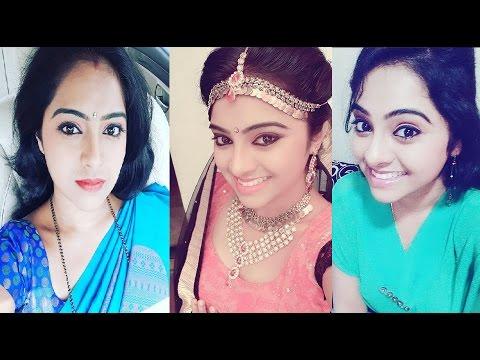 Kulavadhu Serial Dhanya photos