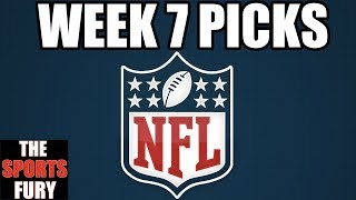 NFL Week 7 Picks