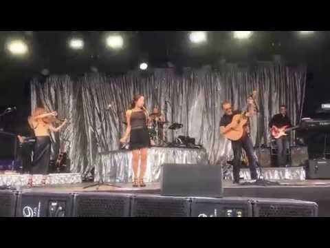 The Corrs - I Never Loved You Anyway - Live at York Racecourse - July 2016