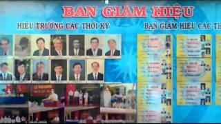 Phòng Truyền thống trường  Phan Thanh Giản̉