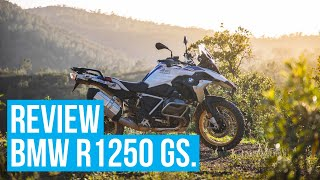Review - BMW R 1250 GS Rally with Off-Road Riding