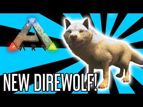 Direwolf Update for ARK: Survival Evolved