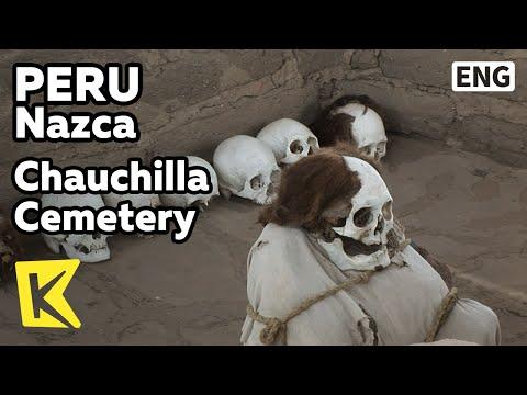 【K】Peru Travel-Nazca[페루 여행-나스카]미라 무덤, 차우치야 묘지/Chauchilla Cemetery/Mummy/Grave/Nazca/Waterway