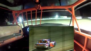 Charles Cosper In-Car Camera Cotton Bowl Speedway Win