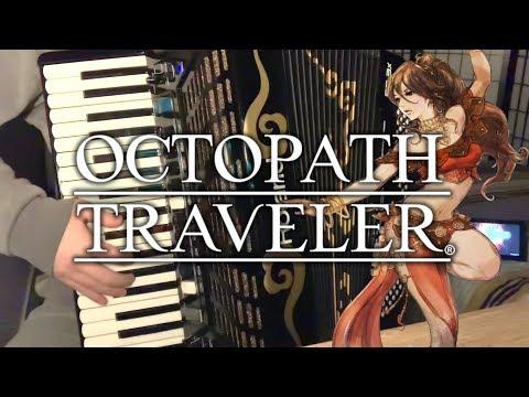 [Accordion]Octopath Traveler - Primrose, The Dancer