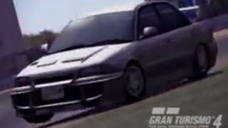【GT4】 三菱 ランサーエボリューション III GSR '95 DEMO MITSUBISHI L...