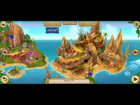 Android gameplay - Alicia Quatermain 2 The Stone of Fate |
