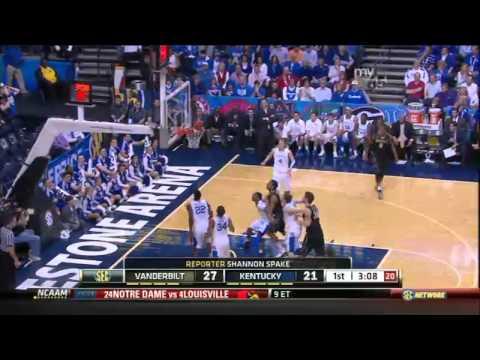 03/15/2013 Vanderbilt vs Kentucky Men