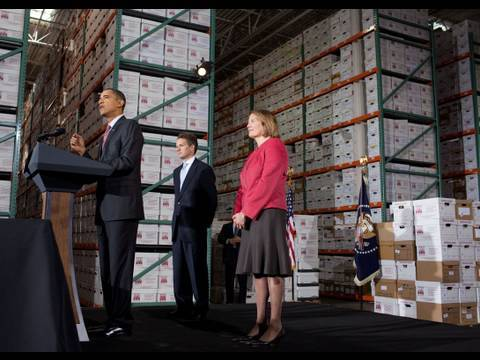 President Obama Announces New Small Business Lending Initiatives