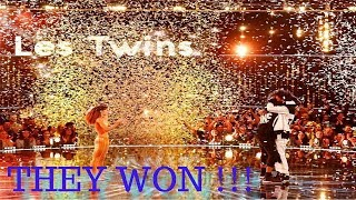 Les Twins The Winning Moment | World of Dance