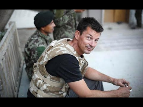 Where is John Cantlie British journalist captured by ISIS