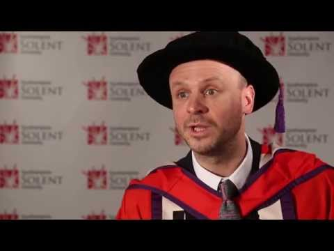 Former Creative Director of Esquire magazine receives honorary degree
