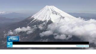 """""""الجبل المقدس"""" في اليابان"""
