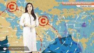 Weather Forecast for Jun 22: Light rains in Mumbai, Kolkata, Hyderabad, Delhi