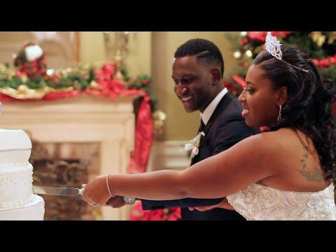 Alaina + Samuel Wedding Highlights Film Nottoway Plantation