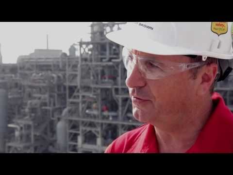 Shell Pearl Gas-to-Liquids (GTL) Plant – Andy Brown